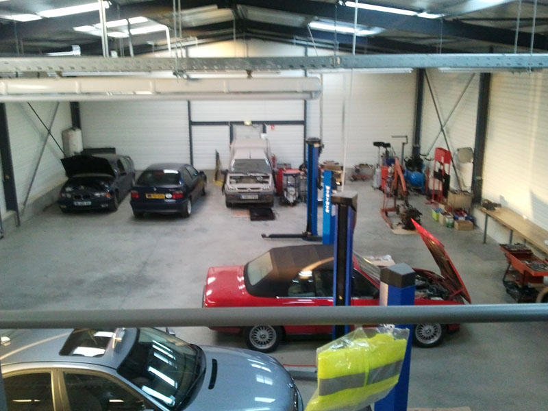 garage auto montlu on sp cialiste bmw gueret